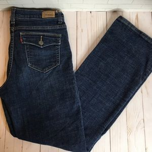"Levi's ""Perfectly Slimming"" Bootcut 512 Jeans"